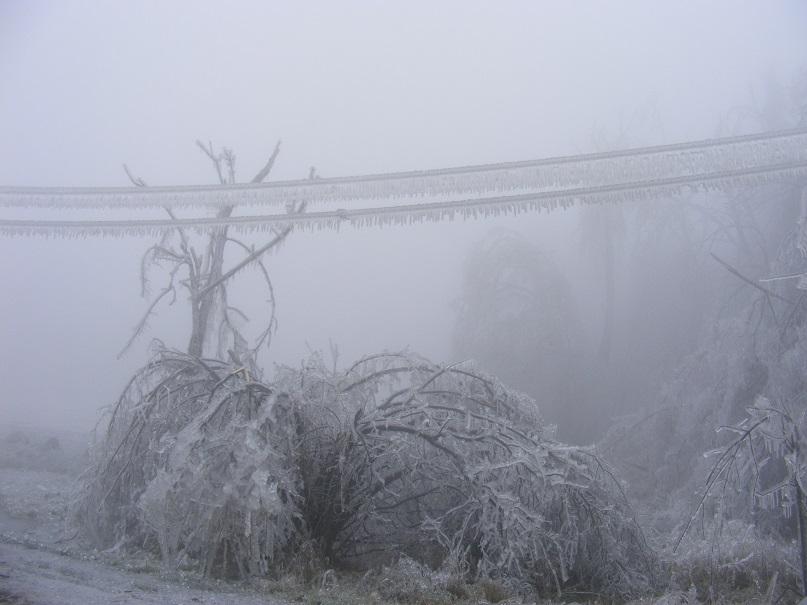 Dobogók� jég 14