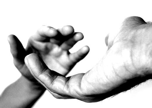 segítség kéz