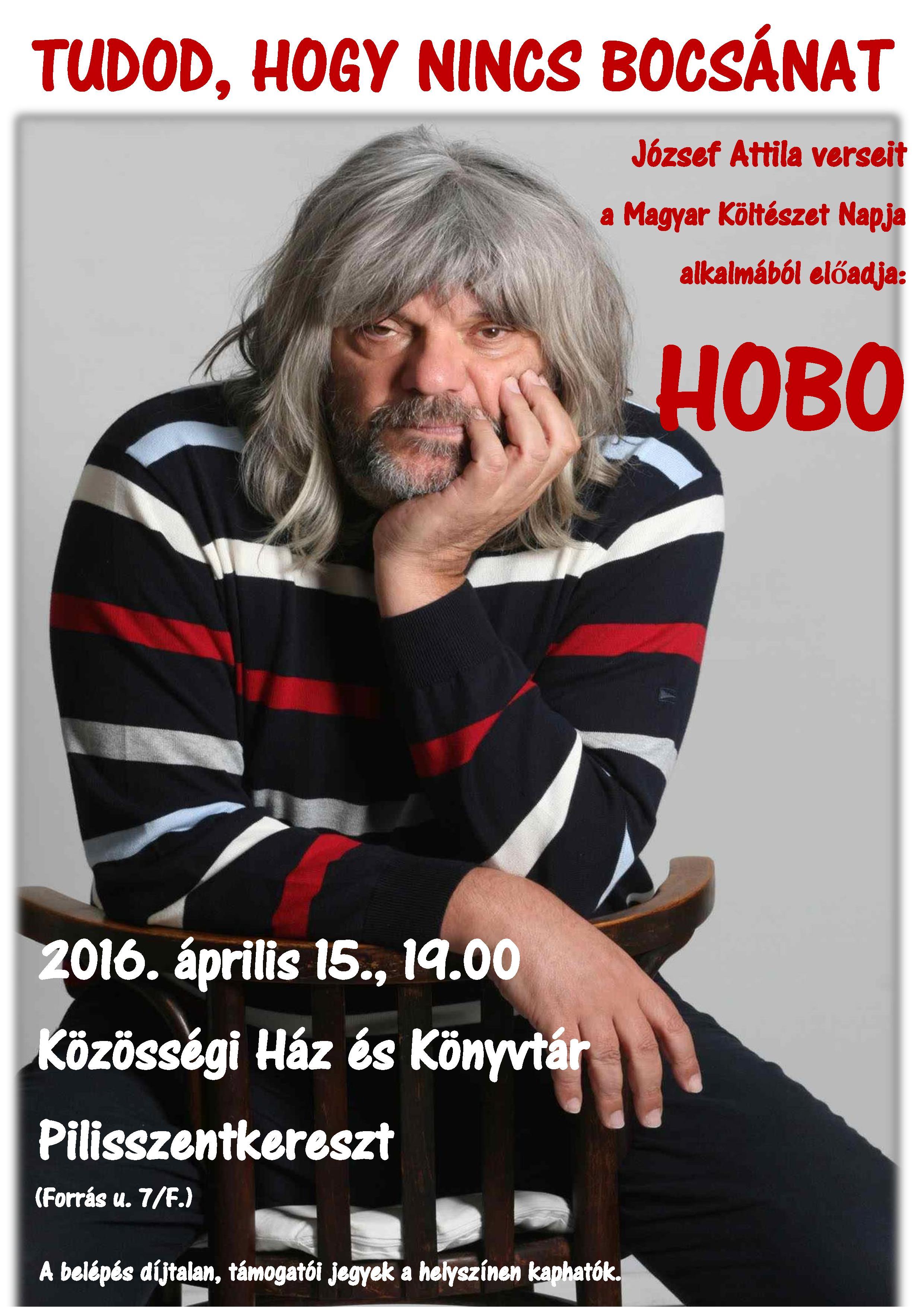 HOBO plakát