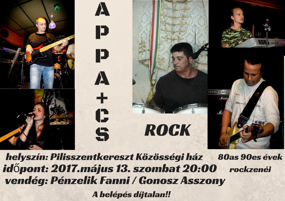APPA+cs koncert